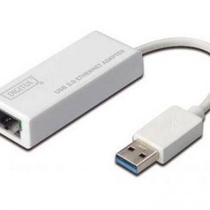 SCHEDA RETE USB/RJ45 USB 3.0 (DN3023) - PIANURA Informatica