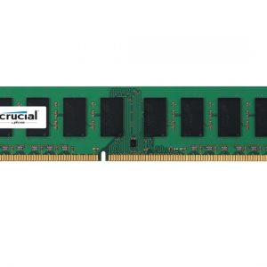 MEMORIA DDR3 8 GB PC1600 MHZ (1X8) (CT102464BD160B) - PIANURA Informatica