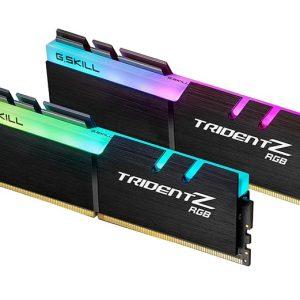 MEMORIA DDR4 16 GB TRIDENT Z PC3200 MHZ (2X8) (F4-3200C16D-16GTZR) - PIANURA Informatica