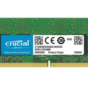 MEMORIA SO-DDR4 16 GB PC2666 (1X16) (CT16G4SFD8266) - PIANURA Informatica