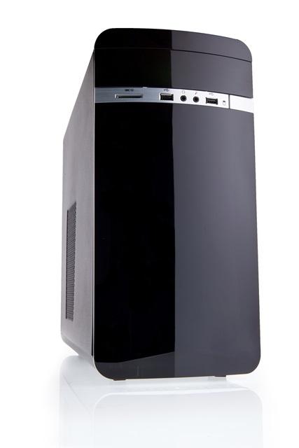 CASE OTTO IT2208 - MINI TOWER - NO ALIMENTATORE - NERO - PIANURA Informatica