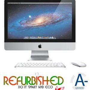 PC IMAC 21.5 INTEL CORE I5-2400S 8GB 500GB BOX MAC OS - RICONDIZIONATO - GAR. 12 MESI - PIANURA Informatica