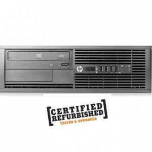 PC 8300 ELITE INTEL CORE I3-3220 4GB 120GB SSD WINDOWS 7 HOME (DA INSTALLARE UTILIZZANDO IL PRODUCT KEY SITUATO SULL'ETICHETTA) - RICONDIZIONATO - GAR. 12 MESI - PIANURA Informatica