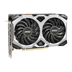 SCHEDA VIDEO GTX 1660 SUPER VENTUS XS OC 6 GB (V375-279R) - PIANURA Informatica