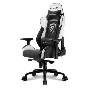 SHARKOON SHARK ELBRUS 3 BLACK/GRAY SHARK ELBRUS 3 GAMING SEAT BK/GY - PIANURA Informatica