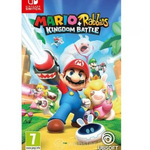 VIDEOGIOCO MARIO + RABBIDS KINGDOM BATTLE - PER NINTENDO SWITCH - PIANURA Informatica