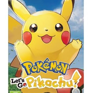 VIDEOGIOCO POKEMON LET'S GO PIKACHU PER SWITCH - PIANURA Informatica