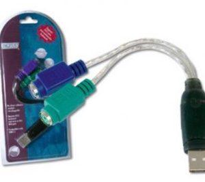 ADATTATORE PS2/USB - PIANURA Informatica