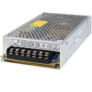 ALIMENTATORE SWITCHING 12V 4 TELECAMERE 5A (VS-YGY-125000) - PIANURA Informatica