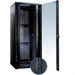 "ARMADIO RACK A PAVIMENTO 19"" 42U 800X800X2055 (AR900442U8X8) - PIANURA Informatica"