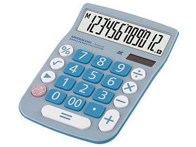 CALCOLATRICE 12 DIGITS DESKTOP DC2645C - PIANURA Informatica
