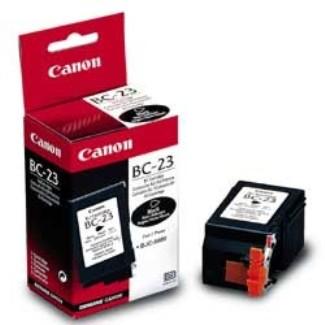 CARTUCCIA ORIGINALE CANON 0897A002 BC-23 NERA - PIANURA Informatica