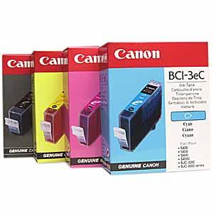 CARTUCCIA ORIGINALE CANON 4482A002 BCI-3eY GIALLO - PIANURA Informatica