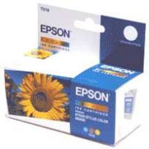 CARTUCCIA ORIGINALE EPSON T01840120 COLORE - PIANURA Informatica