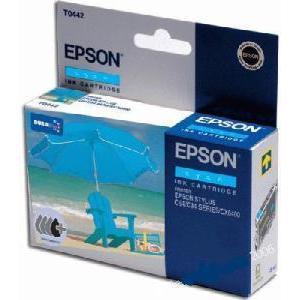 CARTUCCIA ORIGINALE EPSON T04524020 CIANO - PIANURA Informatica