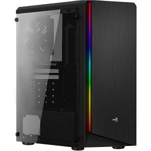 CASE GAMING RIFT RGB (AEROPGSRIFT-BG-RGB) NERO - PIANURA Informatica