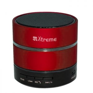 CASSA MINI SPEAKER WIRELESS PORTATILE BLUETOOTH ALFA MP3 ROSSO - PIANURA Informatica