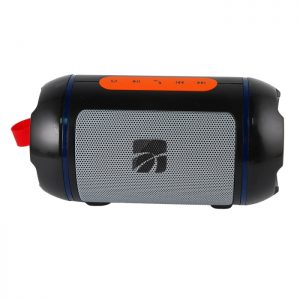 CASSA MINI SPEAKER WIRELESS PORTATILE BLUETOOTH BARRELL NERO - PIANURA Informatica