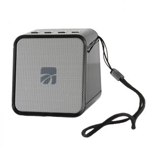 CASSA MINI SPEAKER WIRELESS PORTATILE BLUETOOTH CORK NERO - PIANURA Informatica