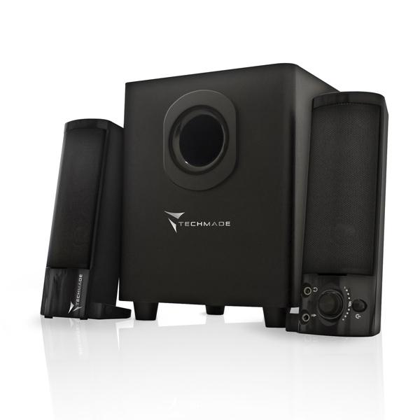 CASSE TRASFORMER SPEAKER 2.1 USB (TM-V2209U) - PIANURA Informatica