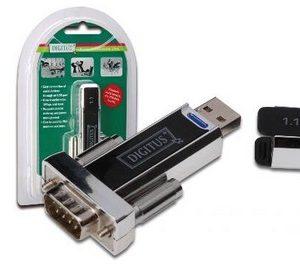 CAVO CONVERTITORE USB A SERIALE - PIANURA Informatica