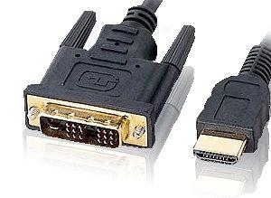 CAVO HDMI TO DVI 8 MT (CCHDMI-DVI-08M) - PIANURA Informatica