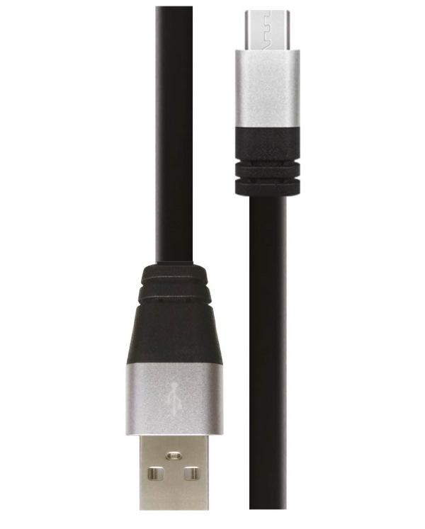 CAVO USB A MICRO USB REVERSIBILE (CT 8402R1) - PIANURA Informatica