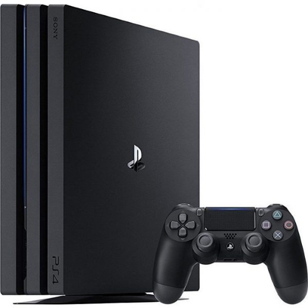 CONSOLE PS4 1TB PRO GAMMA BLACK - PIANURA Informatica