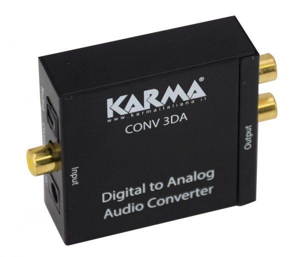 CONVERTITORE DIGITALE-ANALOGICO (CONV 3DA) - PIANURA Informatica