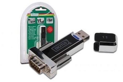 CONVERTITORE USB A SERIALE (DA-70156) - PIANURA Informatica