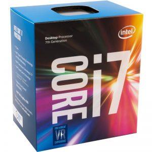 CPU CORE I7-7700 1151 BOX - PIANURA Informatica