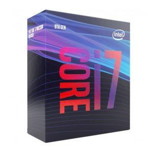 CPU CORE I7-9700 1151 BOX - PIANURA Informatica