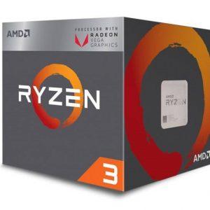 CPU RYZEN 3 3200G AM4 BOX 3.6 GHZ - PIANURA Informatica