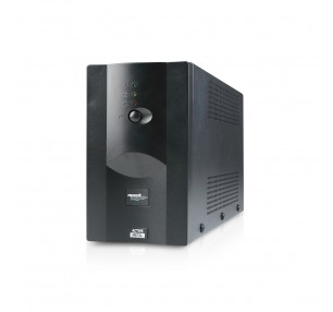 GRUPPO DI CONTINUITA 1000VA/510W (UPS-LIT10M) - PIANURA Informatica