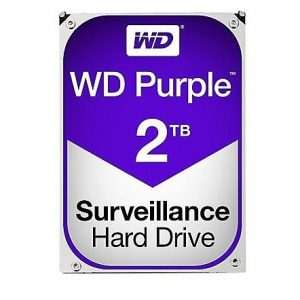 "HARD DISK PURPLE 2 TB SATA 3 3.5"" (WD20PURZ) - PIANURA Informatica"