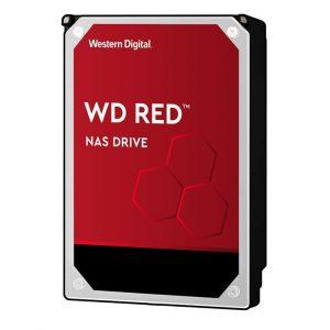 HARD DISK RED 2 TB SATA NASWARE (WD20EFAX) - PIANURA Informatica