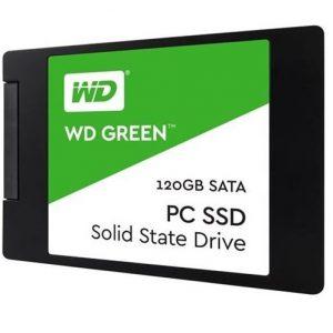 "HARD DISK SSD 120GB GREEN SATA 3 2.5"" (WDS120G2G0A) - PIANURA Informatica"