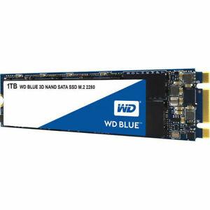 HARD DISK SSD 1TB BLUE M.2 (WDS100T2B0B) - PIANURA Informatica