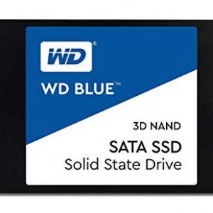 "HARD DISK SSD 250 GB BLUE 3D SATA 3 2.5"" (WDS250G2B0A) - PIANURA Informatica"