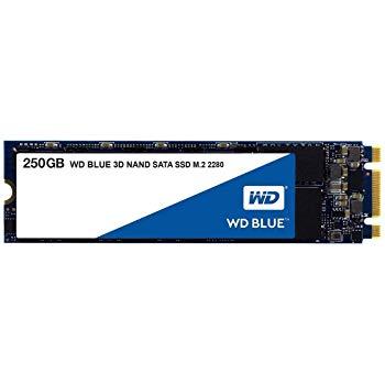 HARD DISK SSD 250GB BLUE M.2 (WDS250G2B0B) - PIANURA Informatica