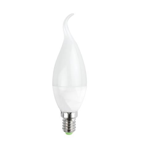 LAMPADA LED CANDELA BT38 E14 5.5W LUCE FREDDA (FLBT38B6W65K14) - PIANURA Informatica