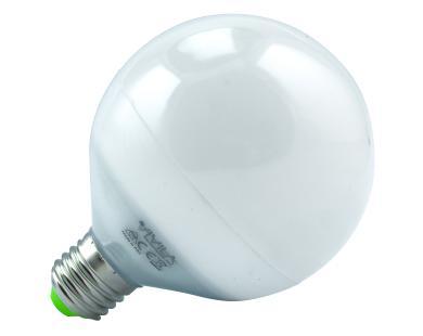 LAMPADA LED GLOBO E27 15W LUCE NATURALE (795437) - PIANURA Informatica