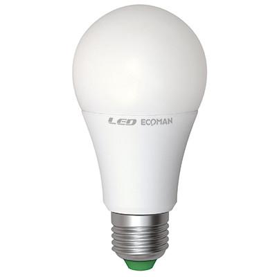 LAMPADA LED GOCCIA E27 12W CALDA 3000K (0221C) - PIANURA Informatica