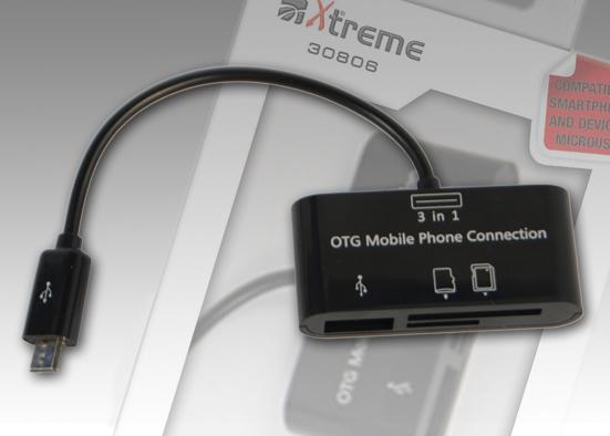 LETTORE MULTICARD USB TF/SD - PIANURA Informatica