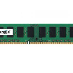MEMORIA DDR3 8 GB PC1600 MHZ (1X8) (CT102464BD160B) - PIANURA Informatica