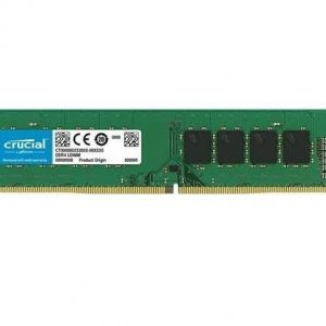 MEMORIA DDR4 16 GB PC2666 MHZ (1X16) (CT16G4DFD8266) - PIANURA Informatica