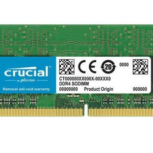 MEMORIA SO-DDR4 4 GB PC2400 (1X4) (CT4G4SFS824A) - PIANURA Informatica