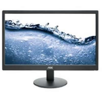 "MONITOR 19.5"" E2070SWN LED - PIANURA Informatica"