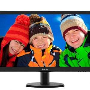 "MONITOR 24"" 243V5LHAB LED FULL HD MULTIMEDIALE - PIANURA Informatica"