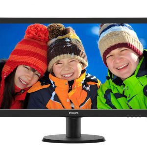 "MONITOR 24"" 243V5QHSBA LED FULL HD - PIANURA Informatica"